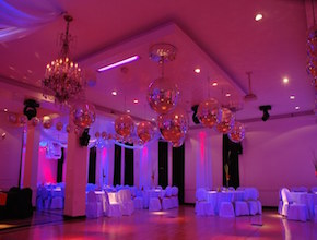 Luces para decorar bodas y eventos